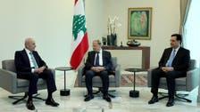 Lebanon leaders oppose repaying debt maturities: Presidency