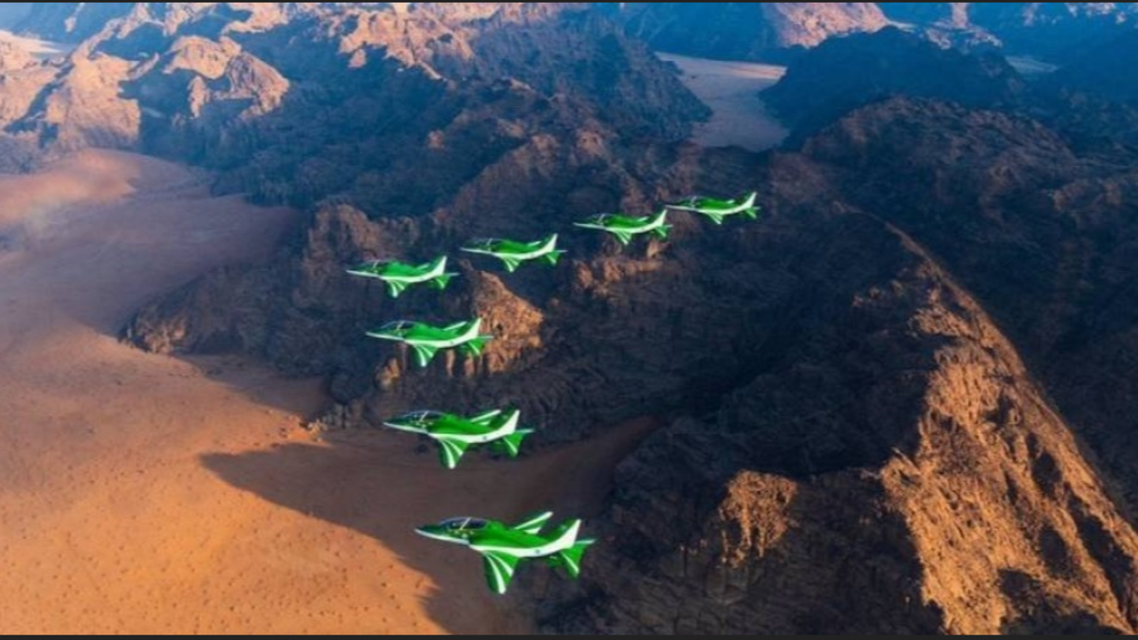 سعودی فالکن