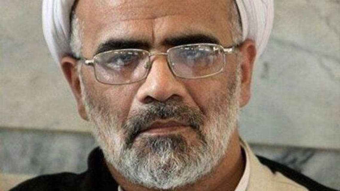 Iranian cleric Akbar Dehghan. (Twitter)