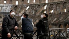 Italy coronavirus deaths slow down, cases leap by over 1,200