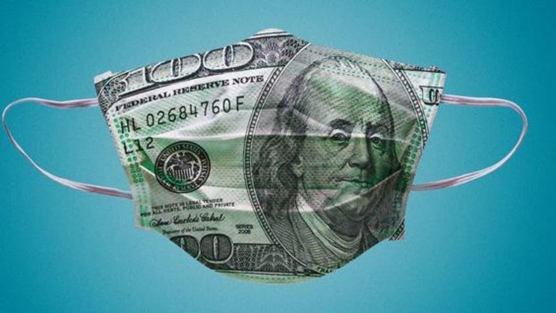 تبادل الأوراق النقدية واستخدامها يمثل مصدرا لنقل كل أنواع العدوى البكتيرية والفيروسية
