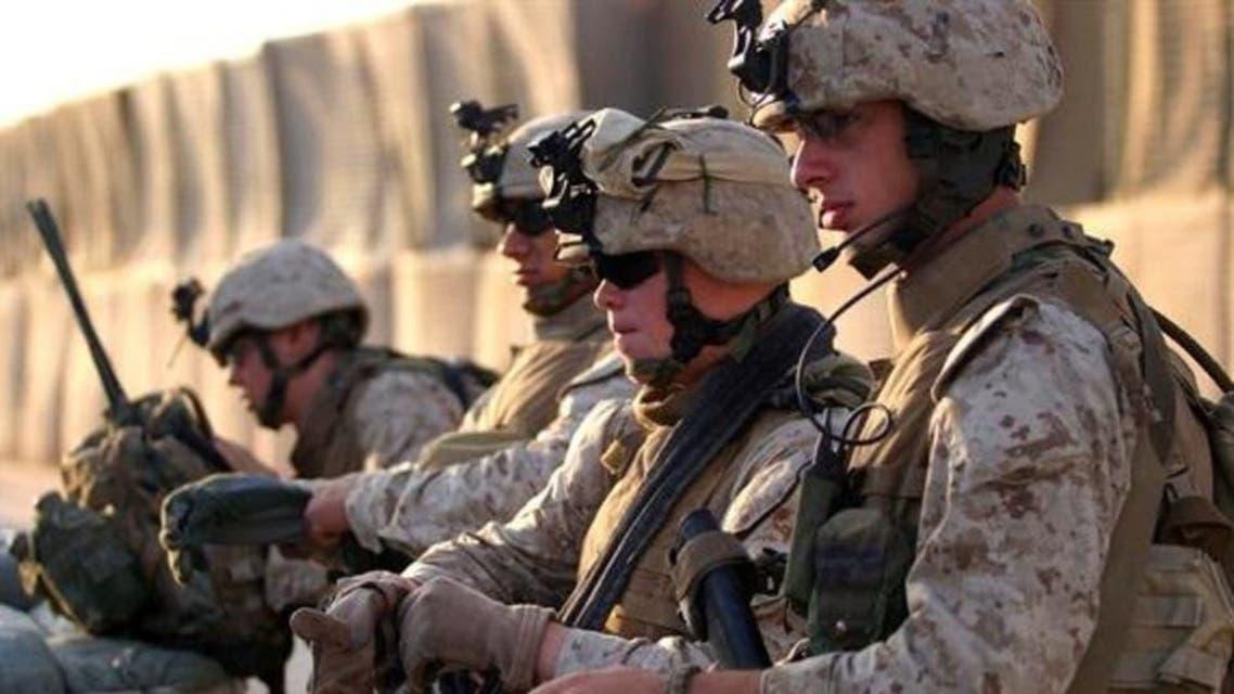 سربازان آمريكايى