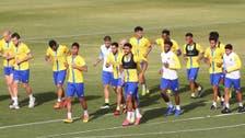 حمدالله يعود إلى تدريبات النصر قبل لقاء الرائد