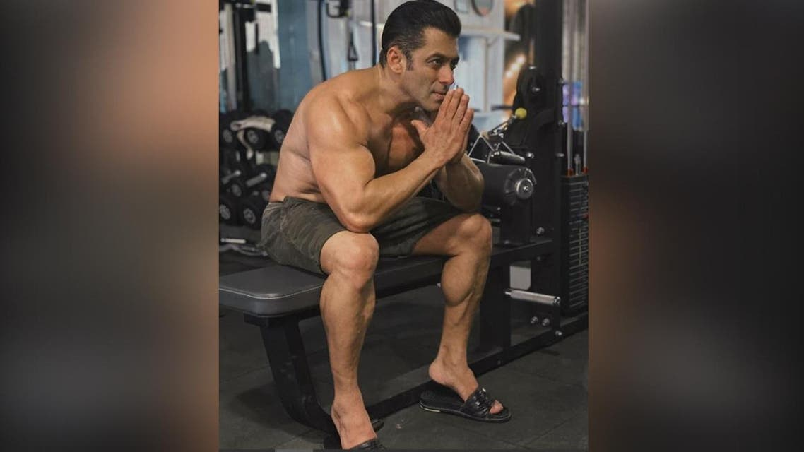 Salman Khan advises his fans to avoid handshakes and use Namaste and salaam to address people (Instagram)