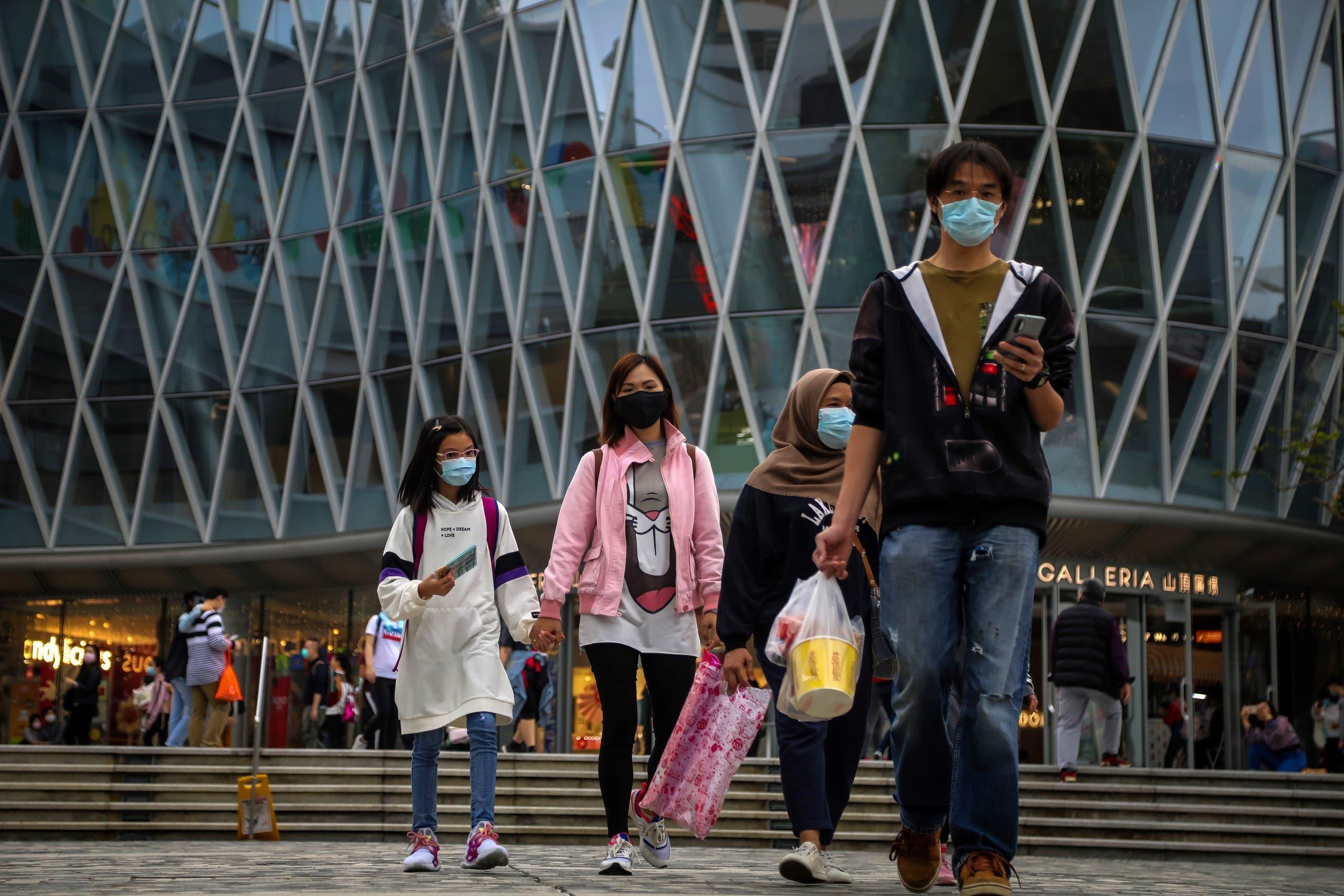 استمرار الحركة في هونغ كونغ