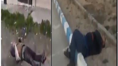 فيديوهات مفزعة لإيرانيين يموتون بالشوارع بسبب كورونا