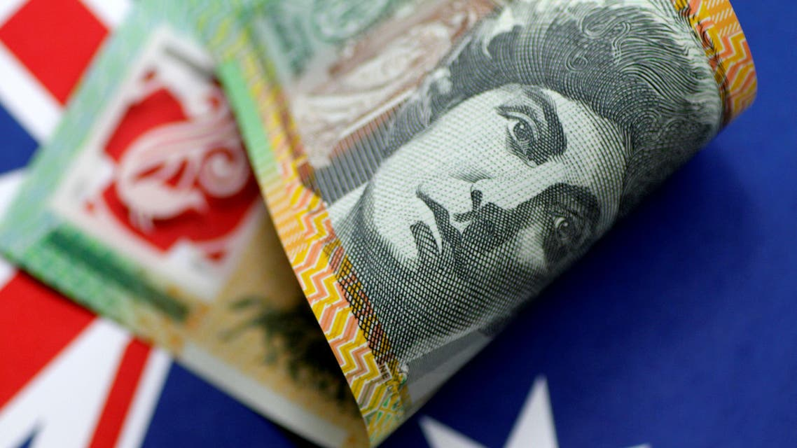 An Australia Dollar note is seen in this illustration photo, June 1, 2017. (Reuters)