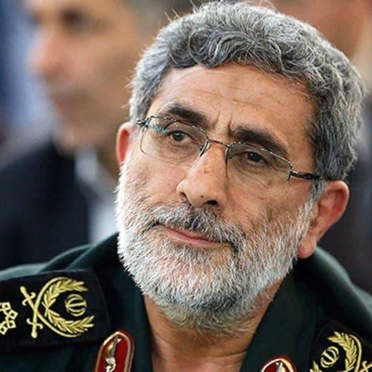 زيارة سرية ثانية لقاآني.. رجل إيران في العراق