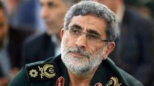 قاسم سلیمانی کے جانشین کی شام میں آمد کا انکشاف