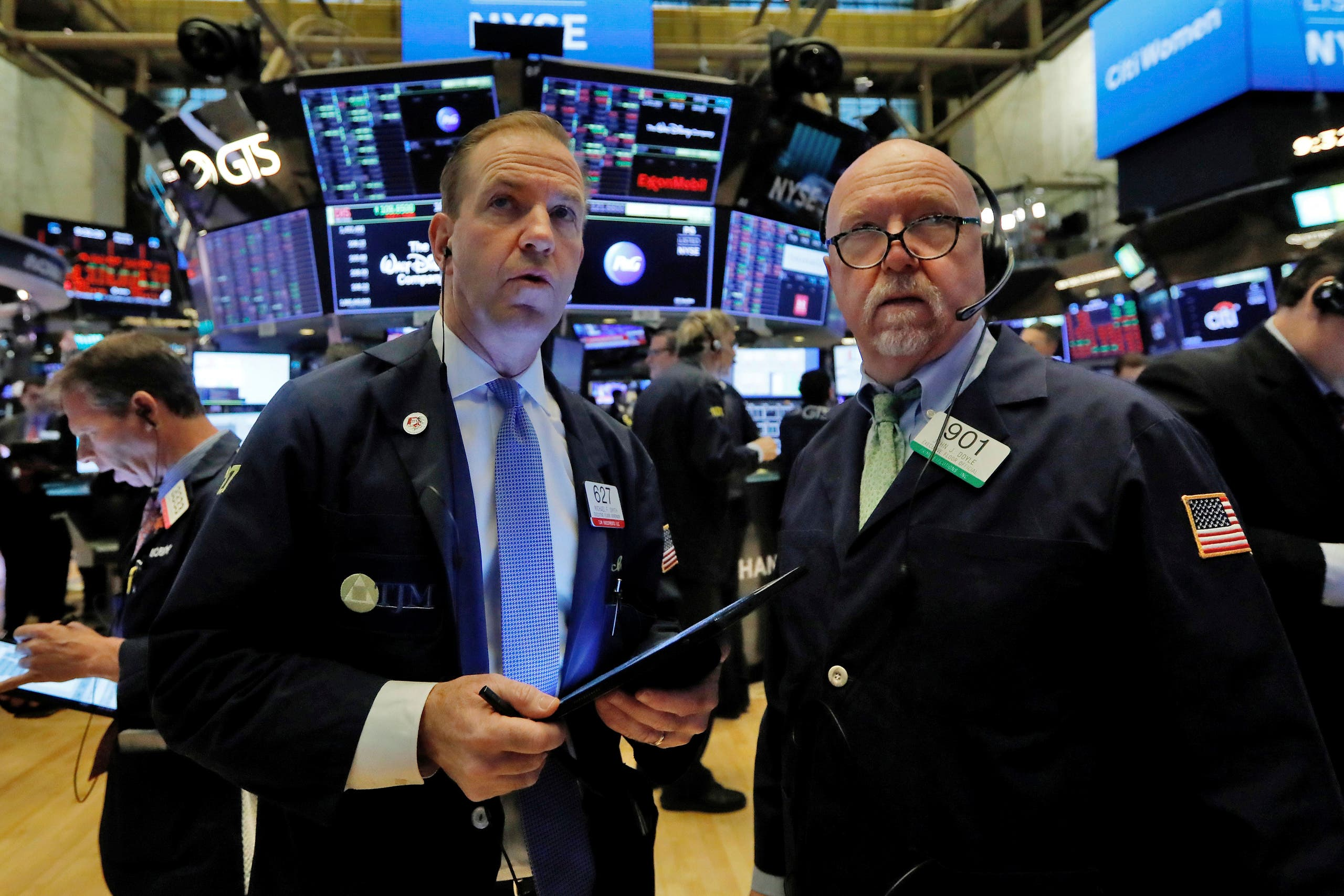 The Dow Jones Industrial Average plummeted 1,600 points, or 6 percent, following similar drops in Europe after a fight among major crude-producing countries jolted investors already on edge about the widening fallout from the outbreak of the new coronavirus. (AP)