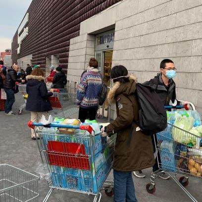 إيطاليا تسجل رقماً قياسياً بـ250 حالة وفاة بكورونا في يوم واحد