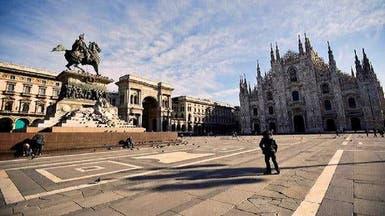 إيطاليا تضع في حجر صحي جماعي نصف مقاطعاتها وربع سكانها