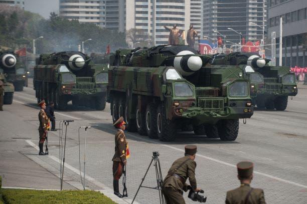 كوريا الشمالية فرانس برس - أرشيفية