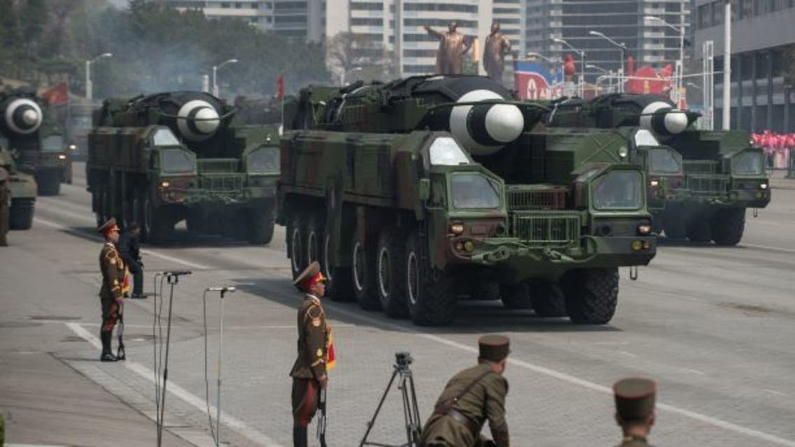 كوريا الشمالية فرانس برس