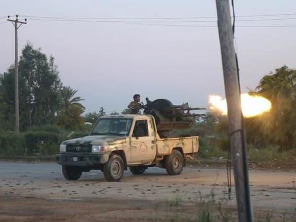 نذر مواجهة عسكرية جديدة بين الجيش الوطني والوفاق قرب طرابلس