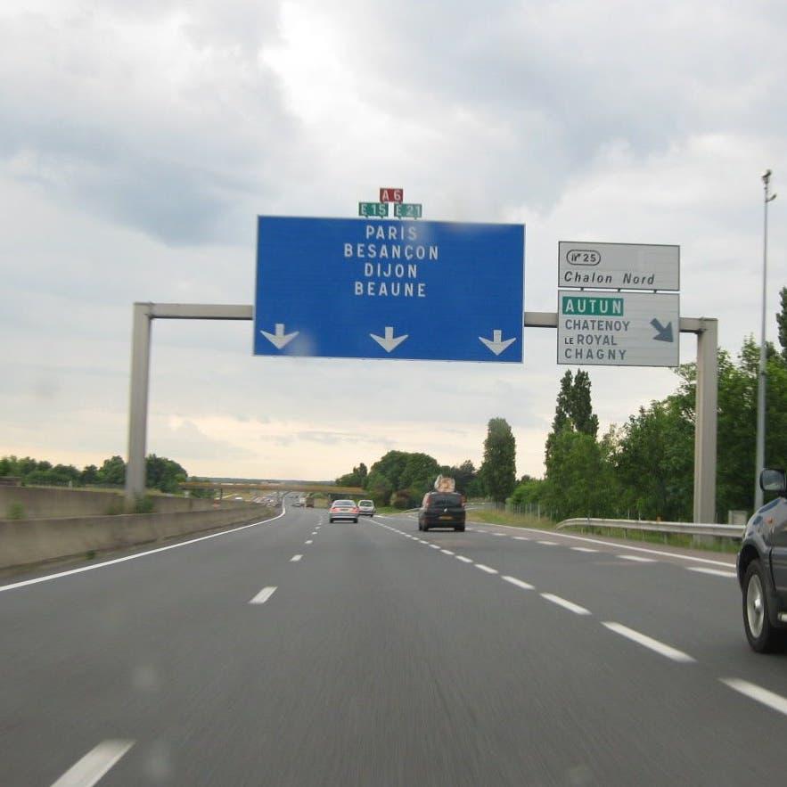 كابوس على طريق سريع فرنسي.. نوم وسقوط غامض ودهس