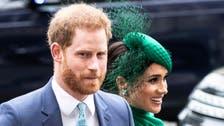 Prince Harry, Meghan bid adieu to official duties