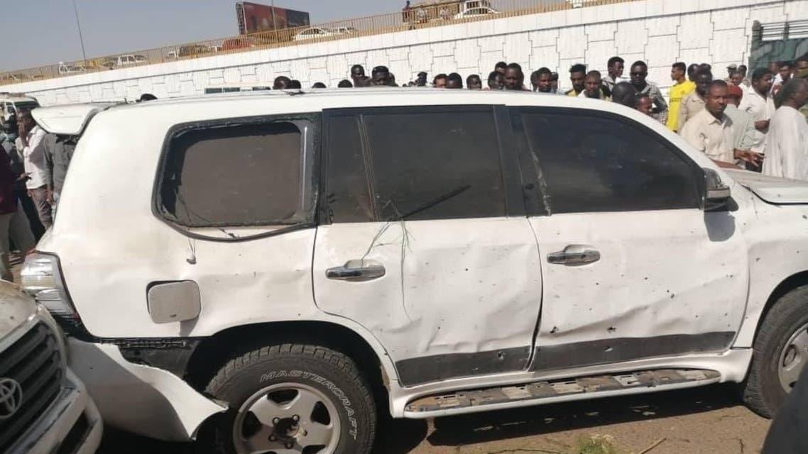 محاولة اغتيال عبدالله حمدوك