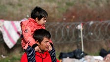 EU considers taking in 1,500 refugee children living in Greek camps: Germany