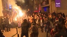 Police in Istanbul fire tear gas, clash with protesters at women's day march