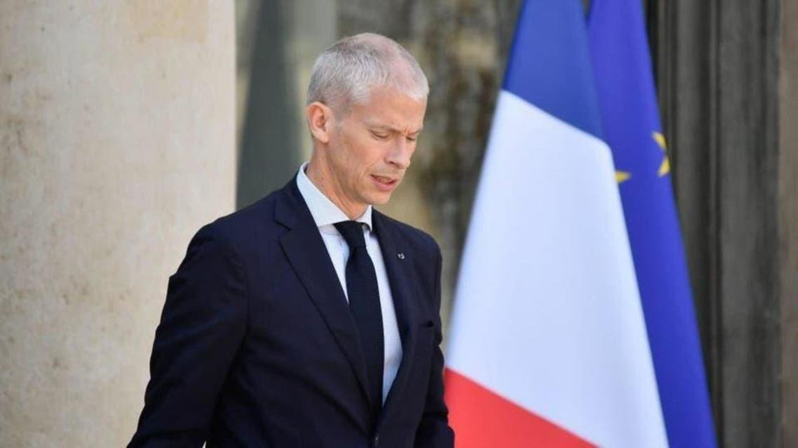 France: Minister of Culture