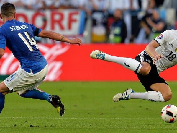 إقامة مباراة ألمانيا وإيطاليا دون حضور جماهيري