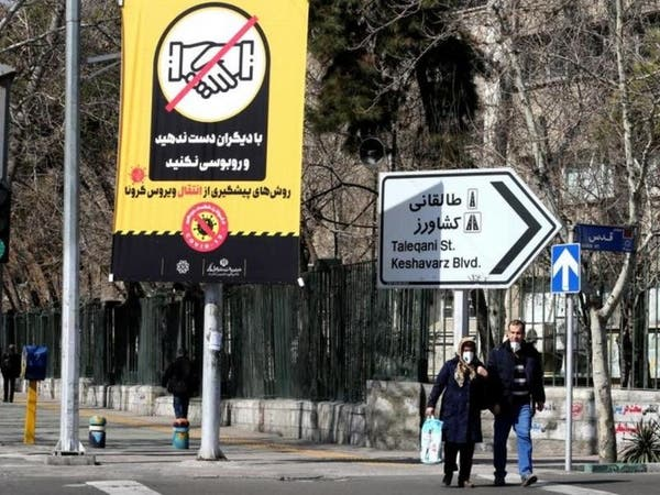 إيران.. أكثر من ألف إصابة كورونا في يوم واحد و429 وفاة