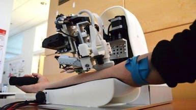 روبوتات طبية لسحب الدم وحقن الأدوية في الوريد