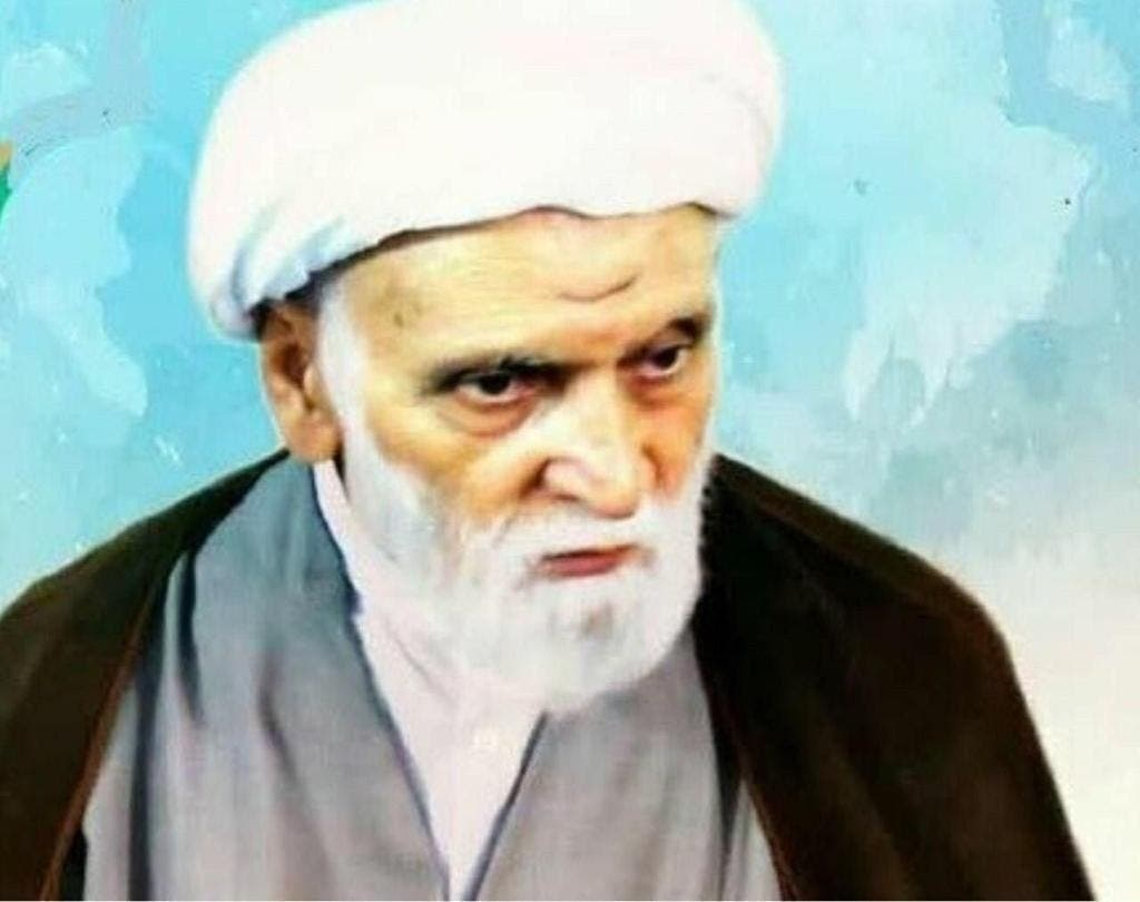 Ayatollah Reza Mohammadi Langroudi
