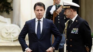 رئيس وزراء إيطاليا يعلن تعليق دوري كرة القدم في بلاده
