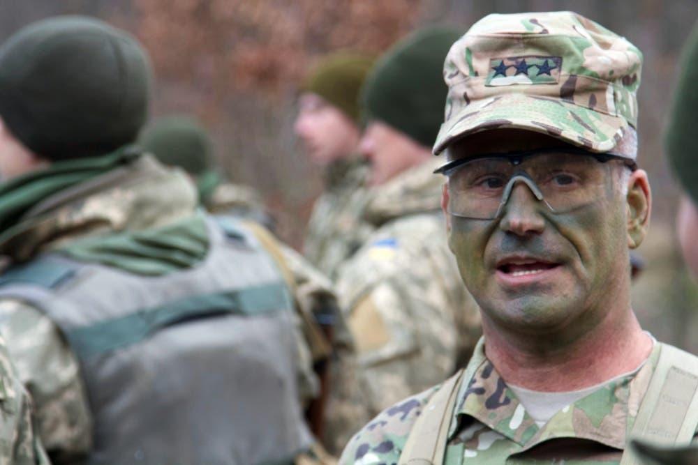 قائد الجيش الأميركي في أوروبا