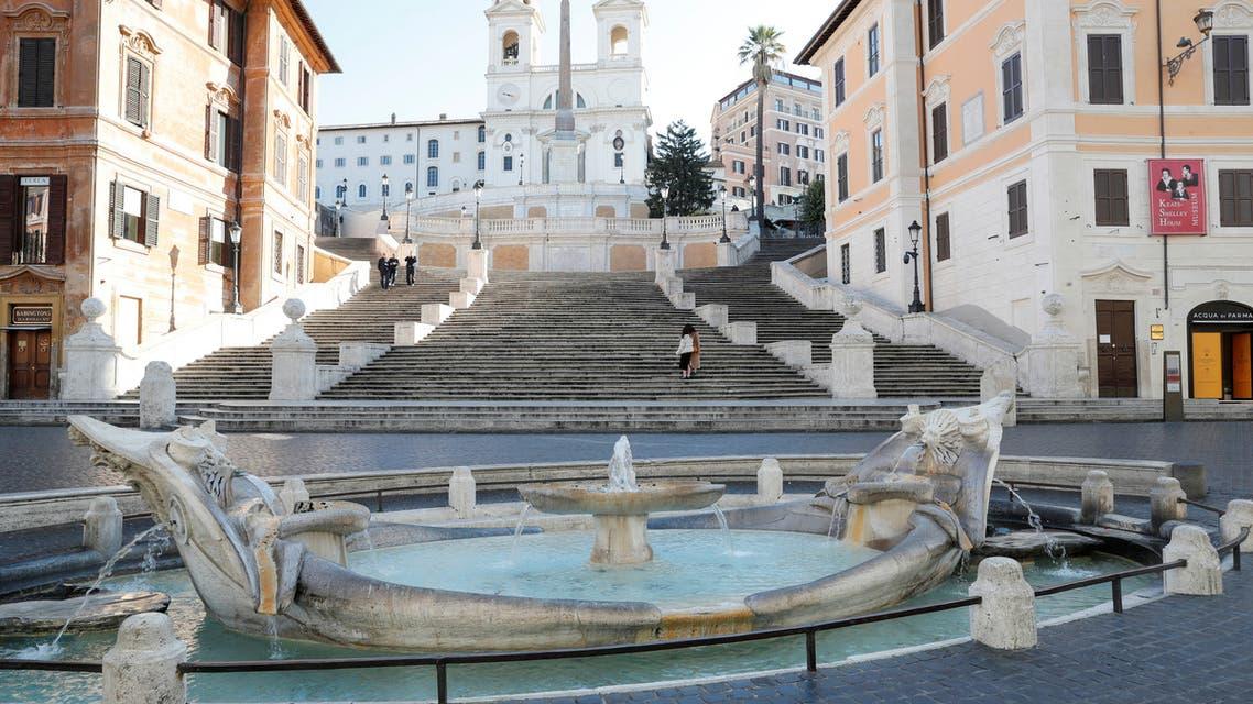 من روما يوم 10 مارس