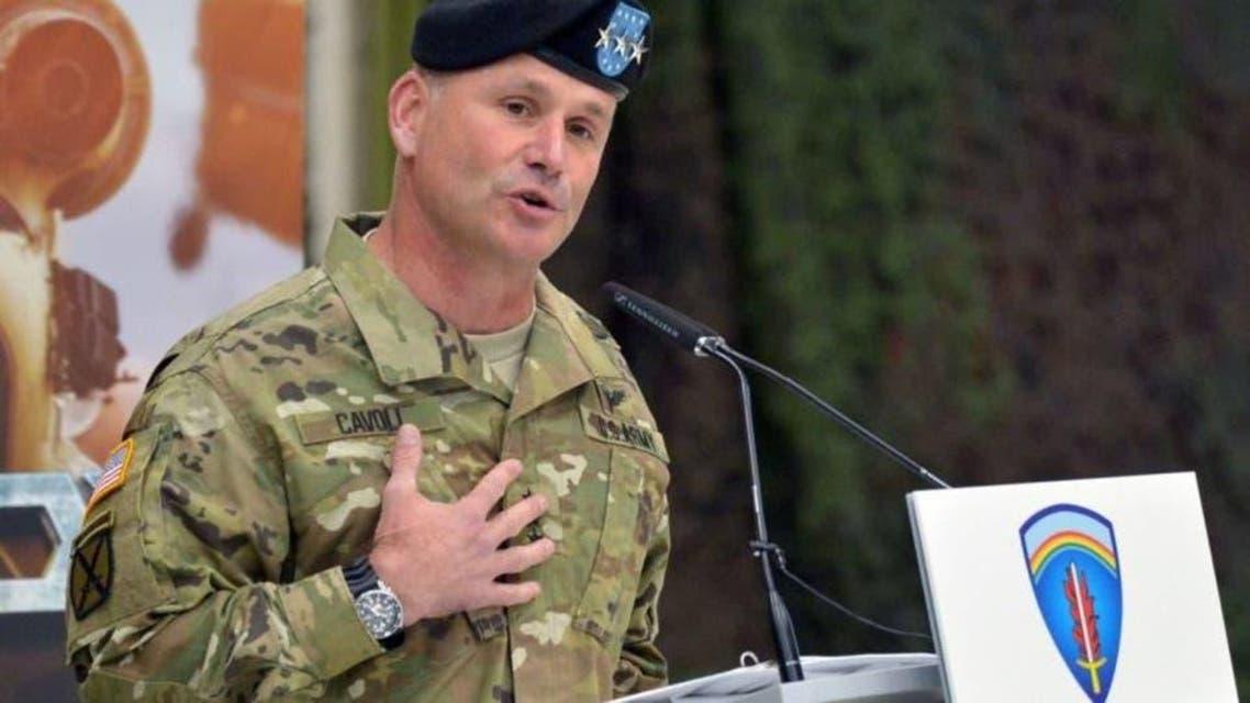 Commander of U.S. Army Europe possibly exposed to coronavirus