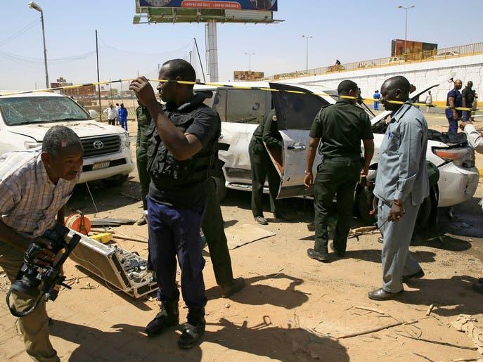 السودان يعتقل أجانب مشتبهين في محاولة اغتيال حمدوك