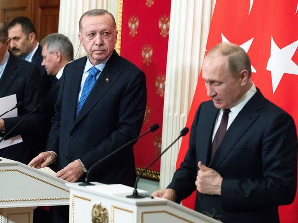 صحيفة الغارديان: بوتين أذلّ أردوغان.. والأخير يبتز أوروبا