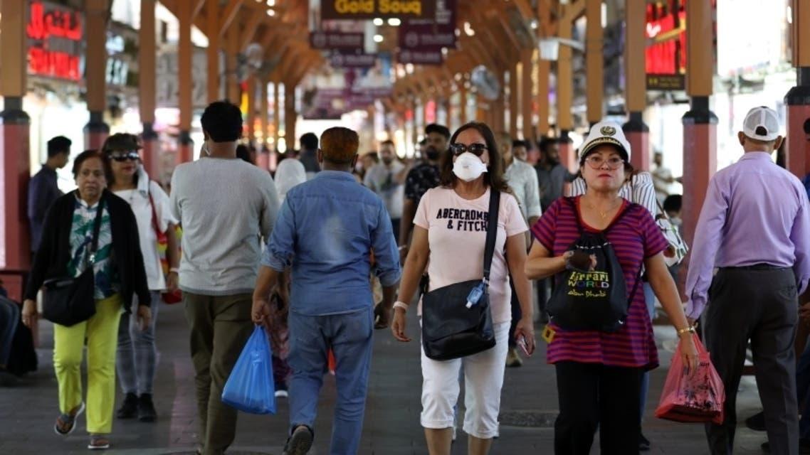 دبي سياحة في زمن الكورونا