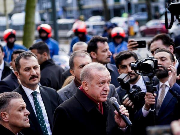 أردوغان يتحدث عن ليونة بموقف أميركا.. والبنتاغون ينفي