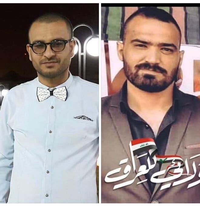 عبد القدوس قاسم وعادل كرار