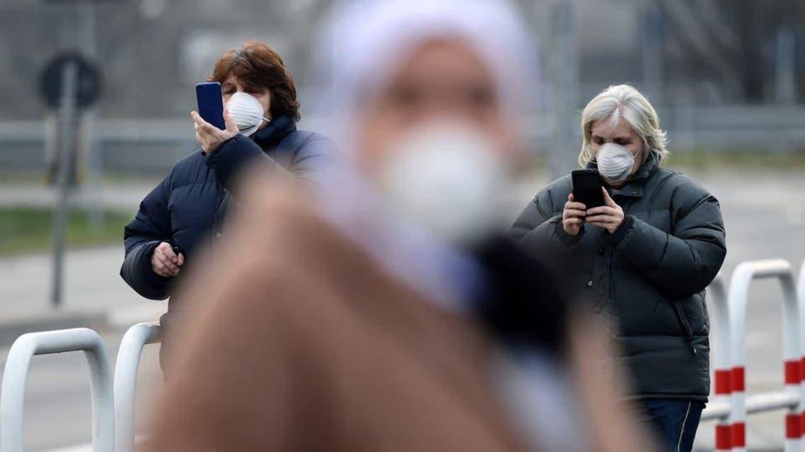 Italy effected by cronavirus