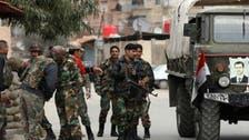 حملات دهم لاستخبارات الأسد بغوطة دمشق.. واعتقال العشرات