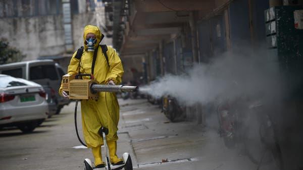 """""""فيروس ووهان"""" مجدداً.. بومبيو يناكف بلد المليار"""