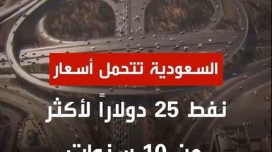 هل تتحمل السعودية أسعار النفط المتدنية لسنوات؟