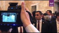 'Corona!' Thermal camera protects President Erdogan in Turkish parliament