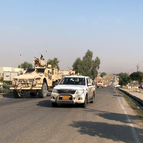 على حدود سوريا.. مقتل 4 من ميليشيا الحشد العراقي