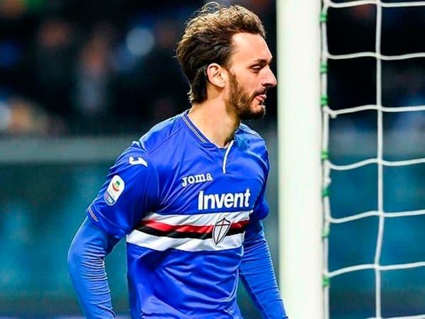 سامبدوريا يعلن عن ثاني إصابة بفيروس كورونا في الدوري الإيطالي