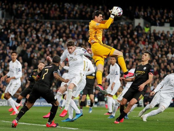 تأجيل مباراة مانشستر سيتي وريال مدريد
