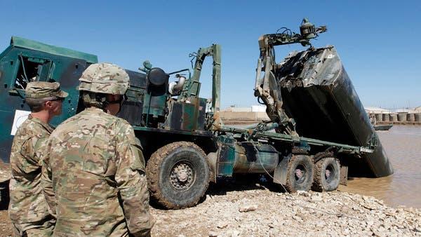 أميركا: خاب أملنا لفشل بغداد في حماية قوات التحالف