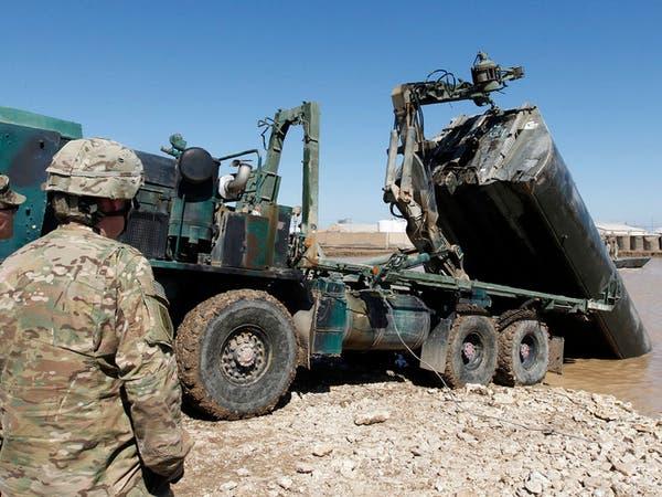 العراق.. سقوط صاروخي كاتيوشا على معسكر التاجي