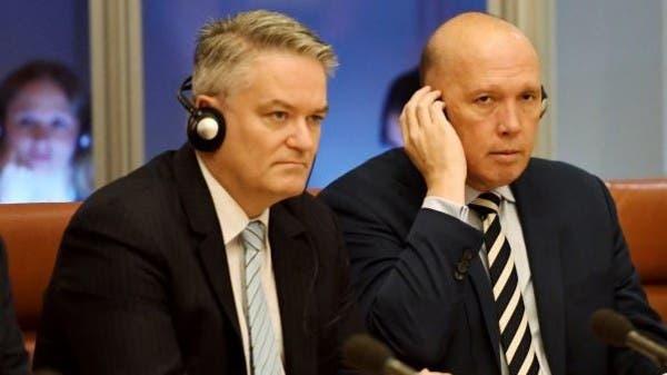 وزير داخلية أستراليا المصاب بكورونا التقى إيفانكا ترمب