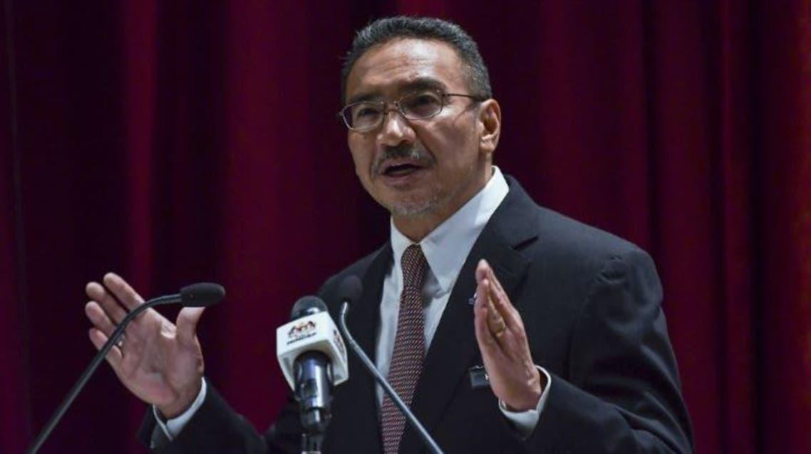 وزير الخارجية الماليزي المُعيّن حديثًا، داتوك سيري هشام الدين حسين